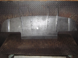 2003-2010 Rear Belly Pan ext.