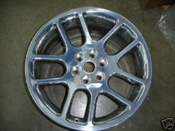 2003 to 2006 Gen 3 Dodge Viper reconditioned wheel, front or rear