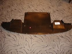 2003-2010 Front Belly Pan ext.