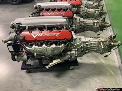 2004 Dodge Viper Complete Engine Package with ECU and Wiring
