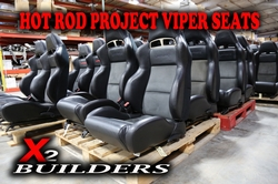 Gen 3 Gen 4 Hot Rod Project Seats
