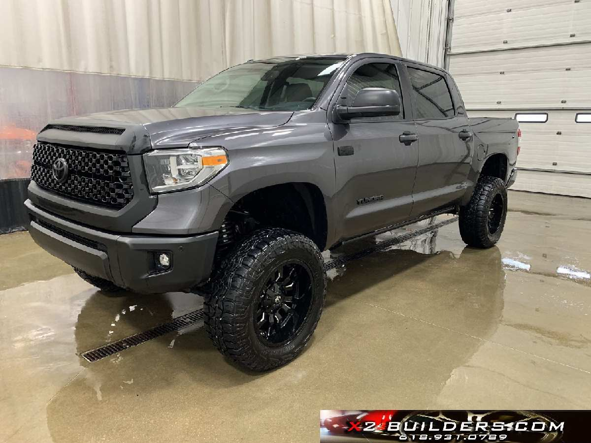 2019 Toyota Tundra CrewMax Limited