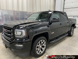2017 GMC Sierra SLT All Terrain