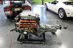 2020 Hemi 6.2L Hellcat Engine And Transmission Assembly