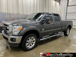 2015 Ford F-350 Super Duty Powerstroke FX4