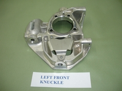 2004-2006 FORD GT Left Front Knuckle