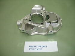 2004-2006 FORD GT Right Front Knuckle