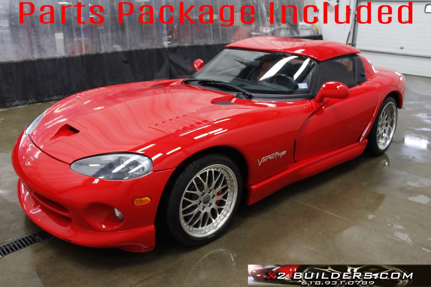 2000 Dodge Viper RT/10 Supercharged